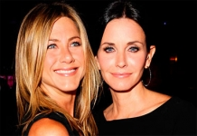 Jennifer Aniston organiza despedida de solteira para Courteney Cox -