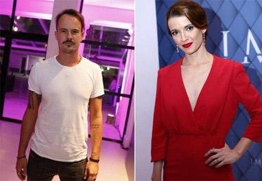 Paulo Vilhena engata romance com filha de José Mayer, diz jornal - TV Globo