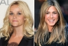 Reese Witherspoon consola Jennifer Aniston por conta do Oscar -