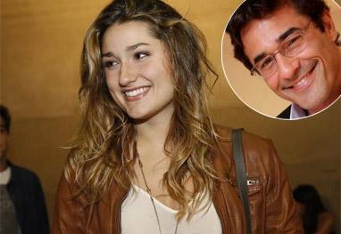 Luciano Szafir: 'Sasha é uma das meninas mais educadas, generosas que existem' - Ag.News