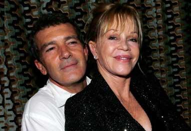 Melanie Griffith ainda sonha reconquistar o amor de Antonio Banderas - Getty Images