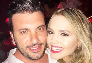Thaeme, da dupla com Thiago, se casa no México - Reprodução/Instagram