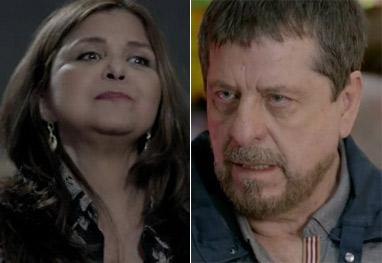 Império: Jurema e Reginaldo morrem - Império/TV Globo