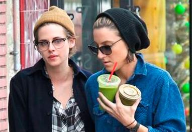 Amigos acham que Alicia Cargile só quer usar Kristen Stewart - Grosby-Group