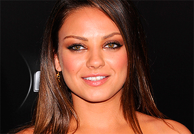 Médico pede a Mila Kunis que espere um pouco mais para engravidar outra vez - Getty Images