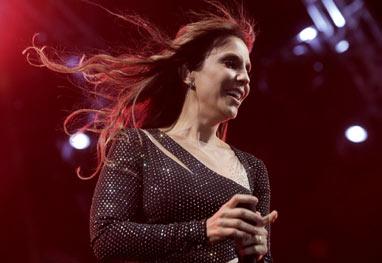 No Planeta Atlântida, Ivete Sangalo dedica show a Anderson Silva: 'Vamos derrubar' - AgNews