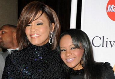 Filha de Whitney Houston teve morte cerebral, segundo site  - Getty Images