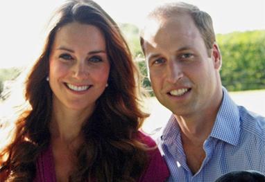 Kate Middleton e Príncipe William estão esperando uma menina, diz revista - Getty Images