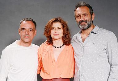 Elenco apresenta nova novela da Globo - Claudio Andrade/Foto Rio News