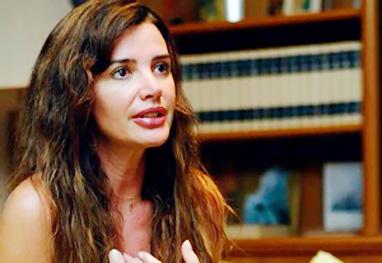 Bens de Luma de Oliveira são apreendidos no Rio - Divulgação/TV Globo