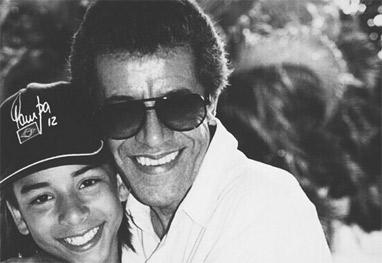 Junior Lima usa rede social para comentar morte do avô - Reprodução/Instagram