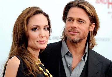 Serviço de emergência é visto nos arredores da casa de Angelina Jolie e Brad Pitt - Getty Images
