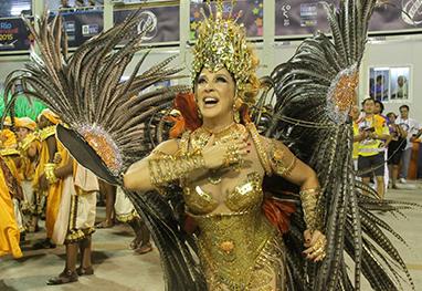 Beija-Flor de Nilópolis é a grande campeã do Carnaval no Rio de Janeiro - Thyago Andrade/Photo Rio News