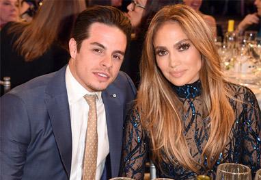 Jennifer Lopez reata com Casper Smart só para ter um filho com ele - Getty Images