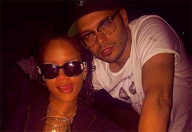 Rihanna está namorando o amigo de Leonardo DiCaprio - Reprodução/Instagram
