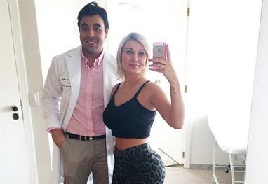 Estado de saúde de Andressa Urach é 'ótimo' após cirurgia no bumbum, diz médico - Reprodução/Instagram