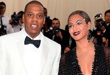 Beyoncé e Jay-Z se mudam para mansão com aluguel de R$ 450 mil por mês - Getty Images e Reprodução