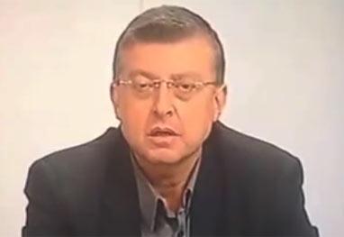 Comentarista gaúcho desmaia durante programa ao vivo. Vídeo! - Reprodução/YouTube