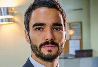 Caio Blat levou susto ao 'se tornar' Fabrício Melgaço de Império: 'Não achava que era um vilão' - Império/TV Globo