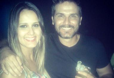 Morre irmã do ex-BBB Daniel Gevaerd em Três Lagoas, no Mato Grosso do Sul - Reprodução