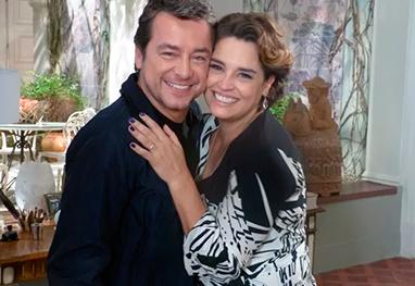 Cunhado de Suzy Rêgo, na vida real, será seu namorado, em Império - Divulgação/TV Globo