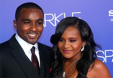 Filha de Whitney Houston gastava mais de R$ 3 mil por dia em drogas com o noivo - Getty Images
