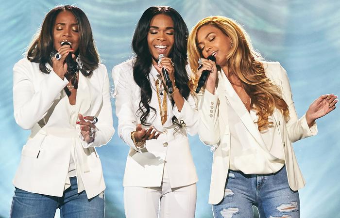 Beyoncé se reúne às Destiny's Child em evento gospel - Getty Images
