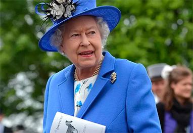 Empregados da Rainha Elizabeth II ameaçam fazer greve - Getty Images