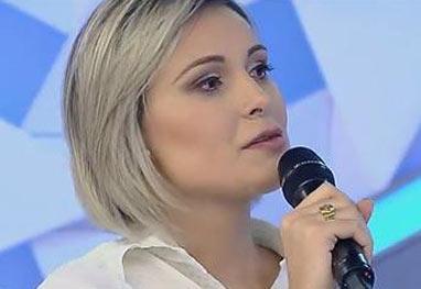 Arrependida, Andressa Urach revela que já trabalhou sob efeito de drogas - Reprodução/TV Record