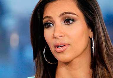 Kim Kardashian não pode mais ter filhos - Getty Images