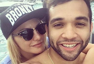 Marcado! Antônia Fontenelle decide data de seu casamento com Jonathan Costa  - Reprodução/Instagram