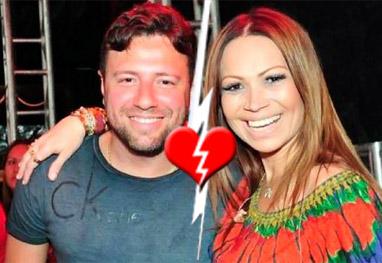 Solange Almeida confirma fim do casamento - Divulgação