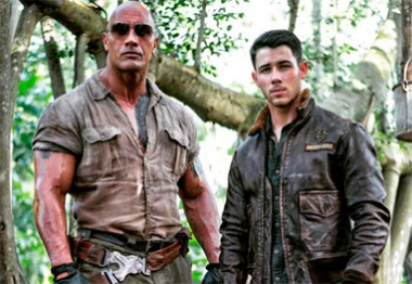 The Rock dá as boas-vindas a Nick Jonas