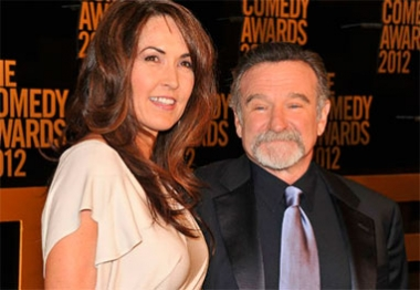 Viúva de Robin Williams recorda os últimos meses do ator