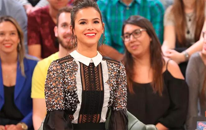 Bruna Marquezine é conhecida por apostar em looks