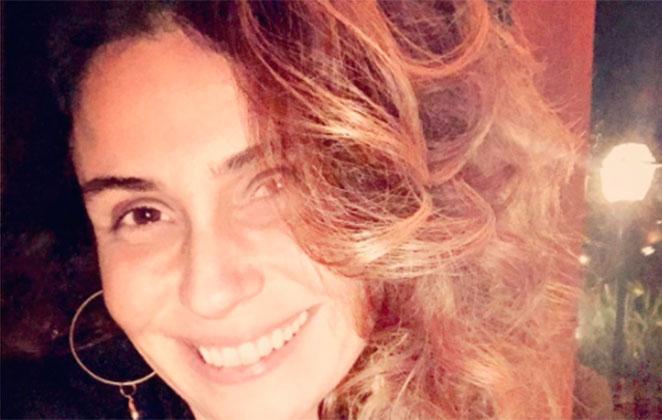 Selfie de Giovanna Antonelli ganha mais de 37 mil curtidas