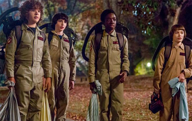 Pôster da 2ª temporada de Stranger Things é divulgado