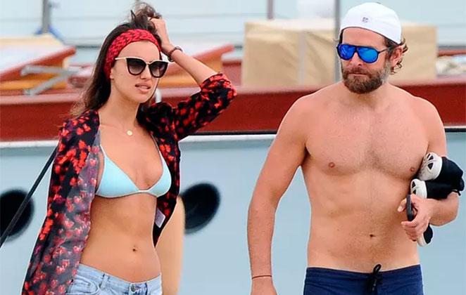Bradley Cooper faz planos de ter mais filhos com Irina Shayk
