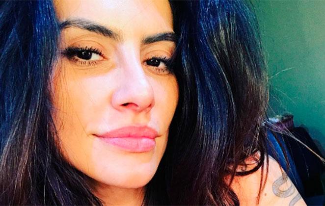Cleo Pires diz que já fez sexo a três e já foi algemada