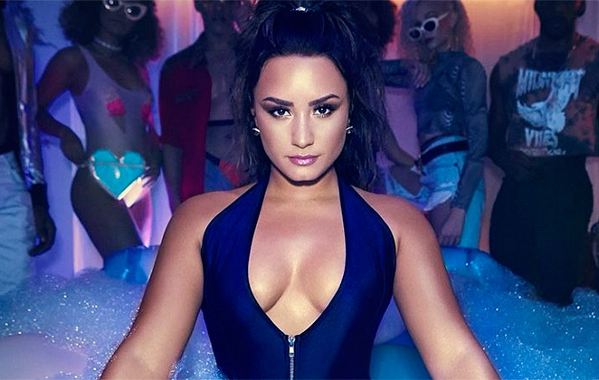 Demi Lovato canta Sorry Not Sorry ao vivo pela primeira vez