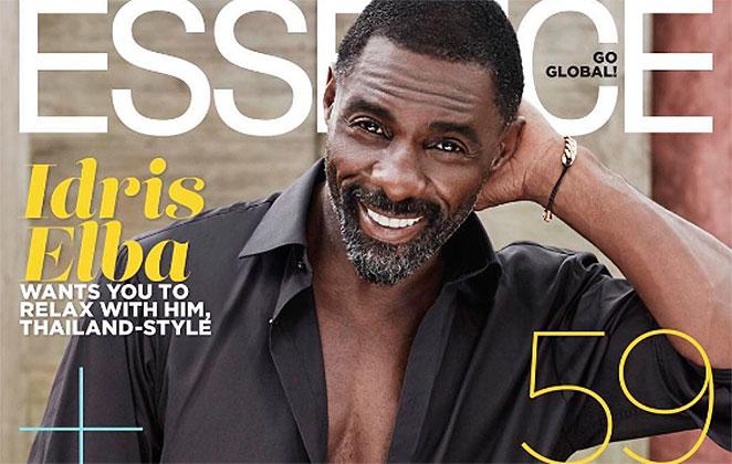 Idris Elba não pensa se casar novamente
