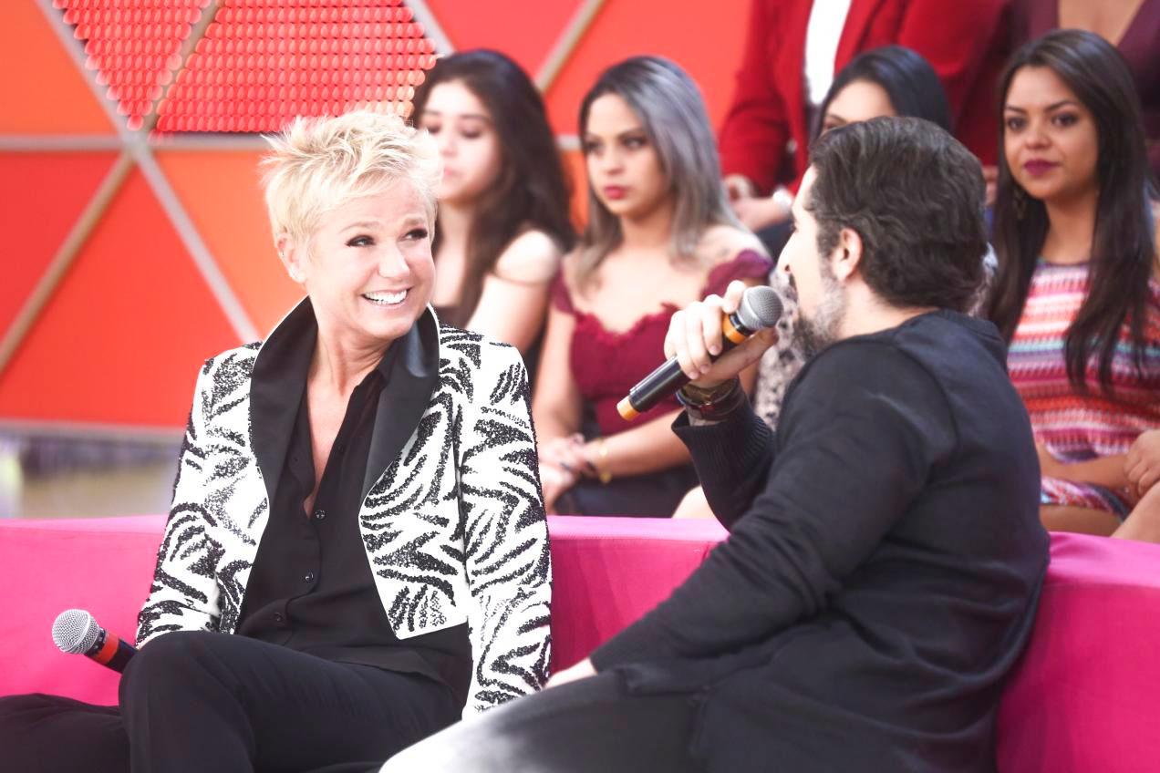 Xuxa faz revelação sobre Michael Jackson na TV