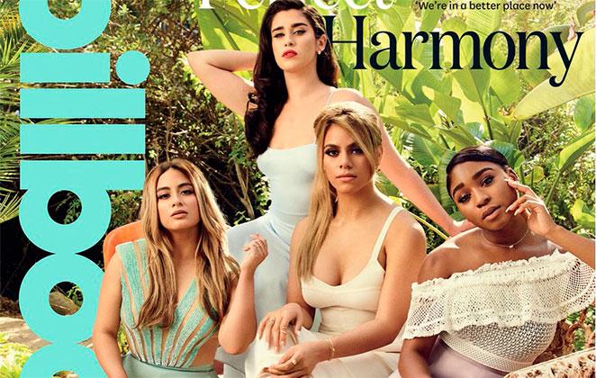 'Não poderíamos estar mais felizes', diz Fifth Harmony