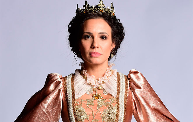 Juliana Knust está no elenco da nova novela da Record TV