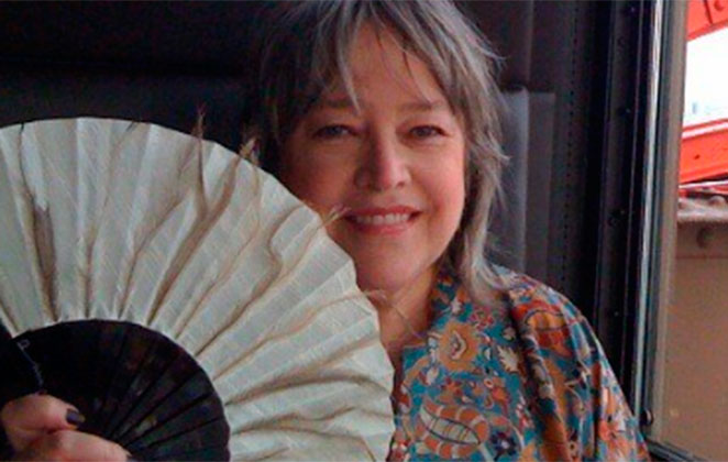 Kathy Bates foi aconselhada a não divulgar doença
