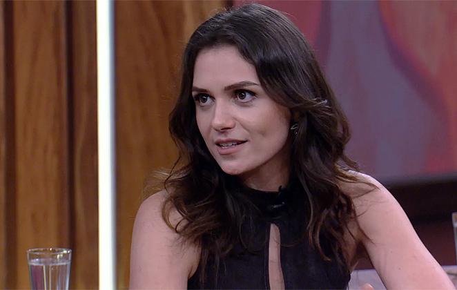 Mônica Iozzi revela ter sofrido assédio