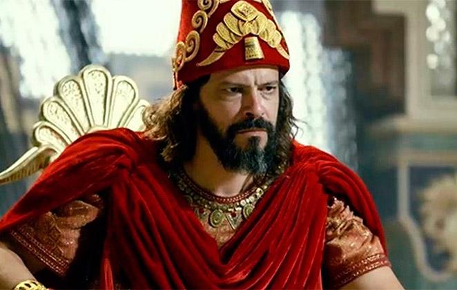 O Rico e Lázaro: Nabucodonosor manda prender Joaquim