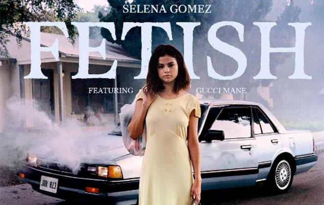 Selena Gomez lança mais uma música nas plataformas digitais