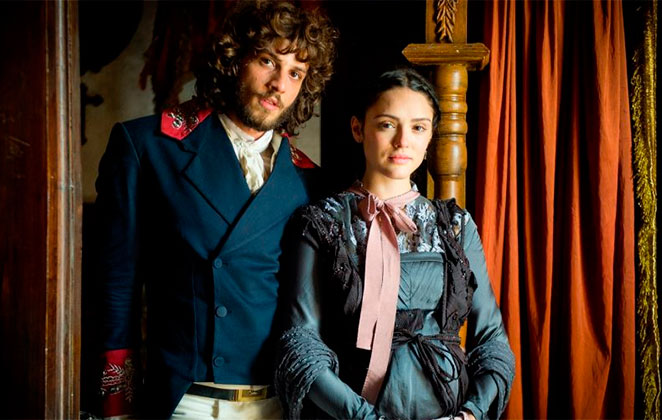 Novo Mundo: Anna e Joaquim decidem morar no palácio