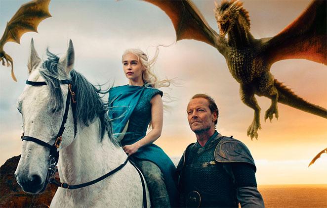 Game of Thrones foi o programa mais tweetado de 2016